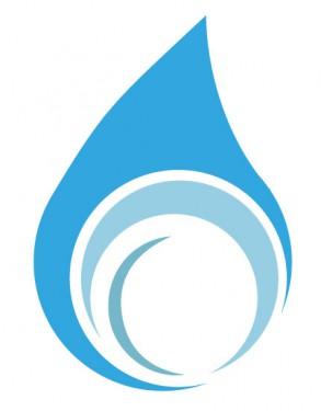 Pianeta Acqua - Studio del logo: goccia