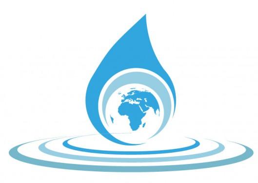 Pianeta Acqua - Studio del logo: il logotipo
