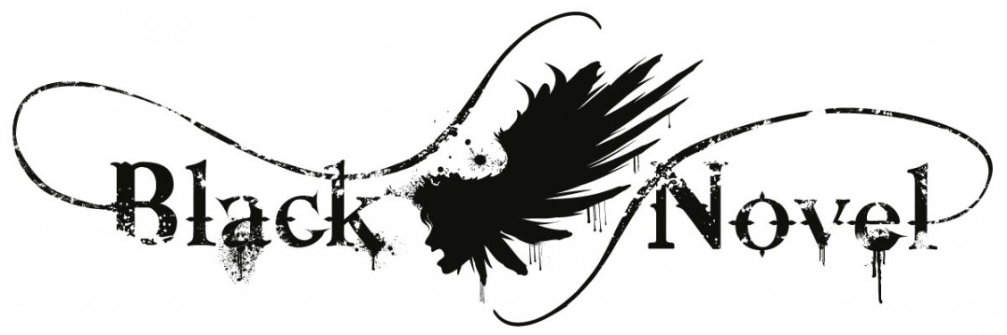 Balck Novel - Logo B/W