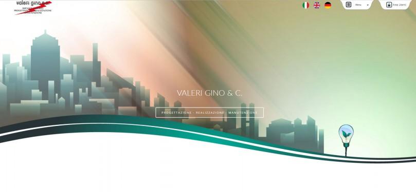 Valeri Gino - Homepage