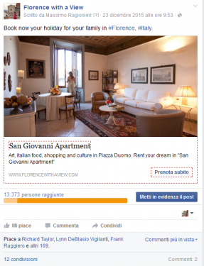 """Annuncio Appartamento """"San Giovanni"""""""
