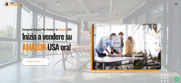 AMZ Consulting USA - Posizionamento sui motori di ricerca